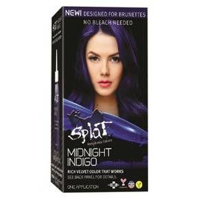 Splat Midnight Hair Color Indigo 6.0 oz : Target