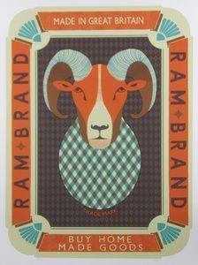 Ram Brand | Sanders of Oxford