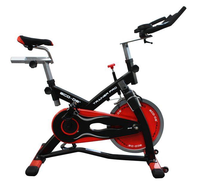 La Bicicleta de spinning Trainer Pro ECO-DE-819 es una completa bicicleta de spinning al mejor precio, para entrenar y adelgazar eficazmente