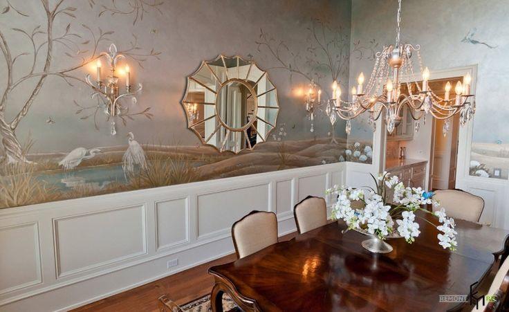 Фотообои в интерьере гостиной и спальни: украшаем стены в квартире оригинально