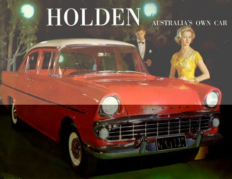 CAR137.com - old, new, concept and racing cars.: FB Holden