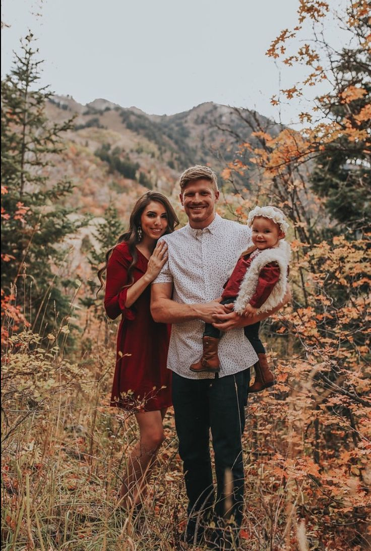 Utah fall family photos