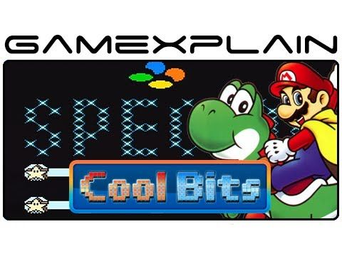 Cool Bits - Secrets of Super Mario World's Special World (Music)