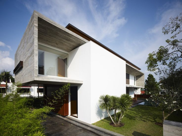 Gallery of m house ongong pte ltd 10