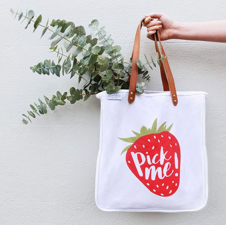 A Summer beach day, a cosy Sunday brunch, or even a busy week day. Our hard wearing and roomy 'Pick Me!' tote is perfect for all your special items. A stylish accessory for any day. http://bit.ly/2efa4SM Photo by Kiri White #Beerenberg #BeerenbergFarm #PickMe #ToteBag #iChooseSA