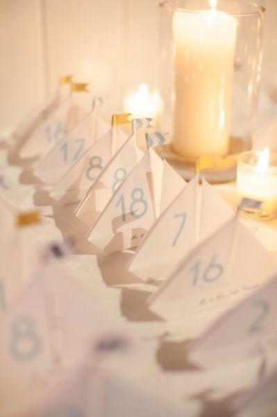 40 ideas para tener una boda de estilo marinero. ¡Toma nota y triunfa! Image: 21