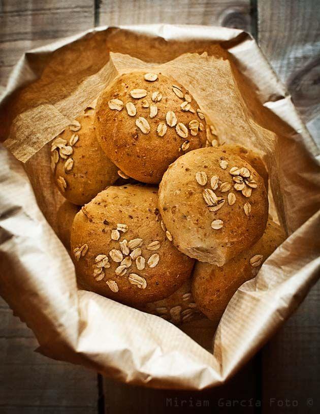 Minihamburguesas con pan de avena y cerveza | El Invitado de Invierno