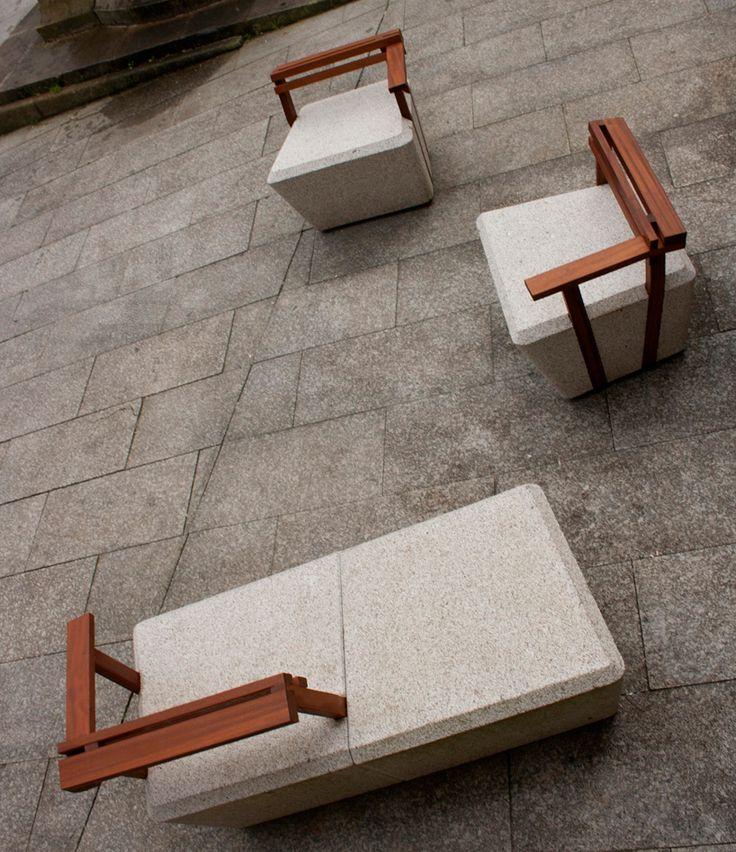 best 20 street furniture ideas on pinterest. Black Bedroom Furniture Sets. Home Design Ideas