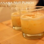 Boat Drink Recipes: The Banana Nut Punch