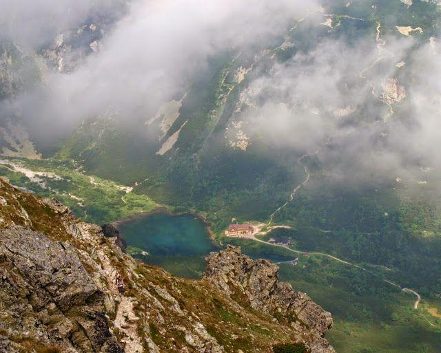 Ruda z wyboru: Słowackie Tatry Wysokie - szlaki łatwe (ale już nieco bardziej wymagające)