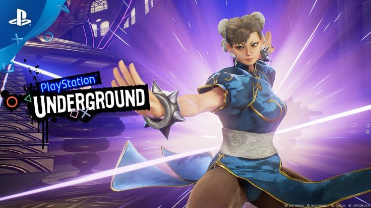 """Let's play Marvel vs. Capcom: Infinite on PS4! We start by sampling the story mode, and witnessing the """"overwhelming magenta"""" of Ultron Sigma's evil empire. ..."""
