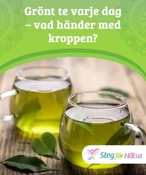 vad är grönt te