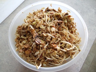 Japanese Cabbage Salad quick easy andso good :)