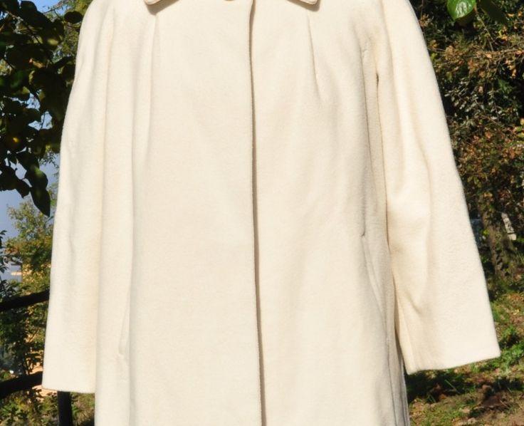 Vintage tailor made coat