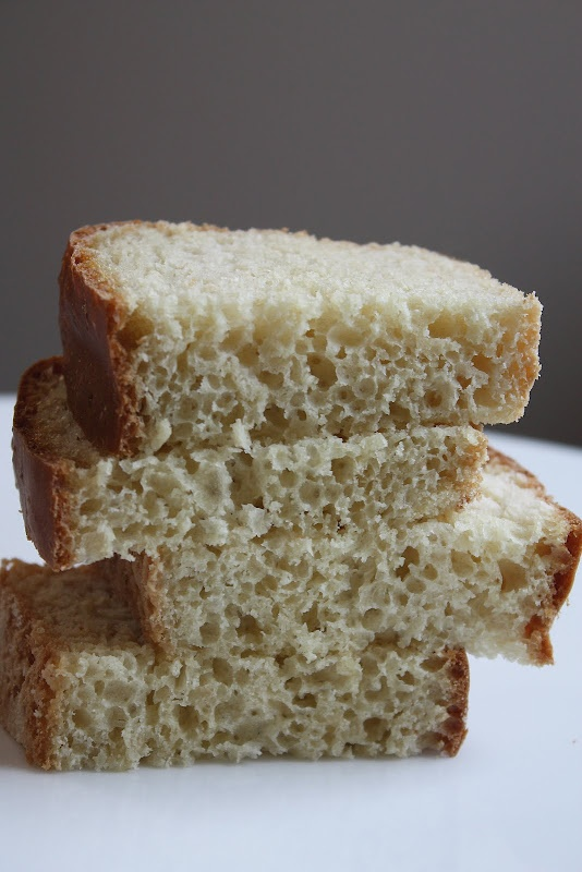 best english muffin bread loaf recipe | Bread and Muffin Recipes | Pi ...