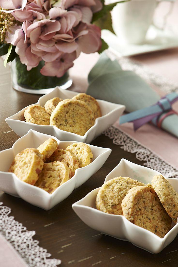 Butterfly minik servisler ile lezzetli cookilerinizi sunabilirsiniz