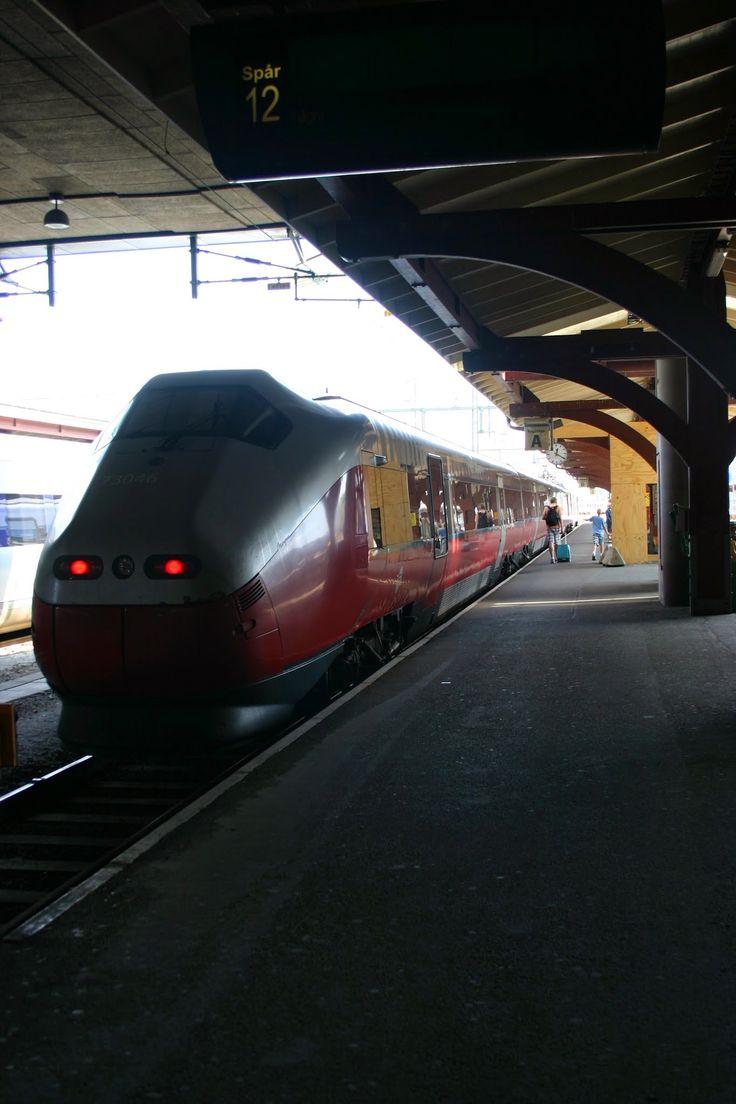 goteborg central station
