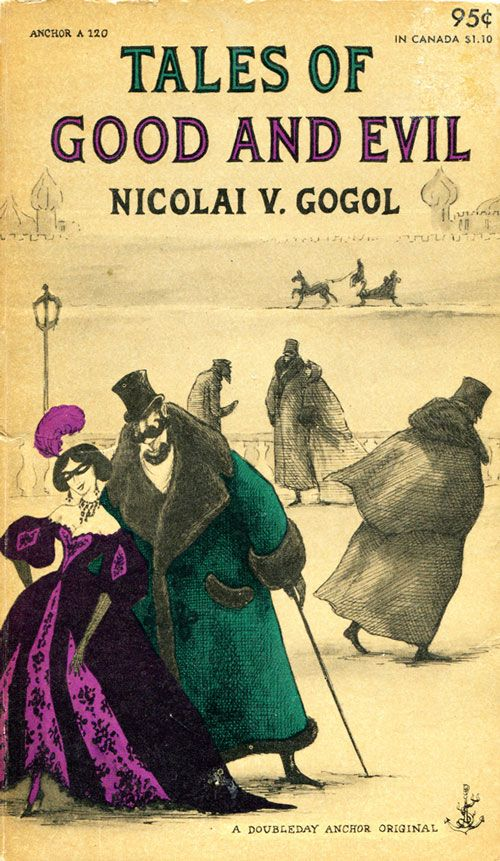 Edward Gorey's Vintage Book Covers for Literary Classics | Brain Pickings