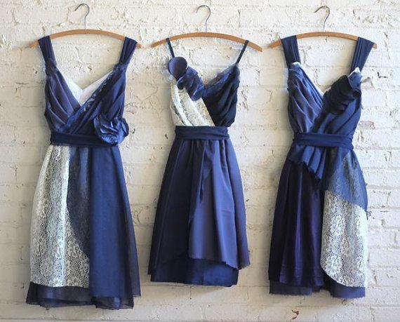25 Best Ideas About Beige Bridesmaid Dresses On Pinterest: Best 25+ Navy Blue Bridesmaids Ideas On Pinterest
