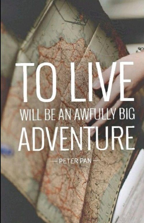 Peter Pan on We Heart It.