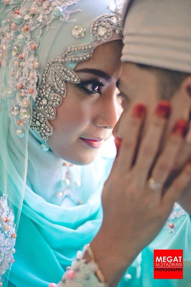 Gorgeous Malaysian bride <3