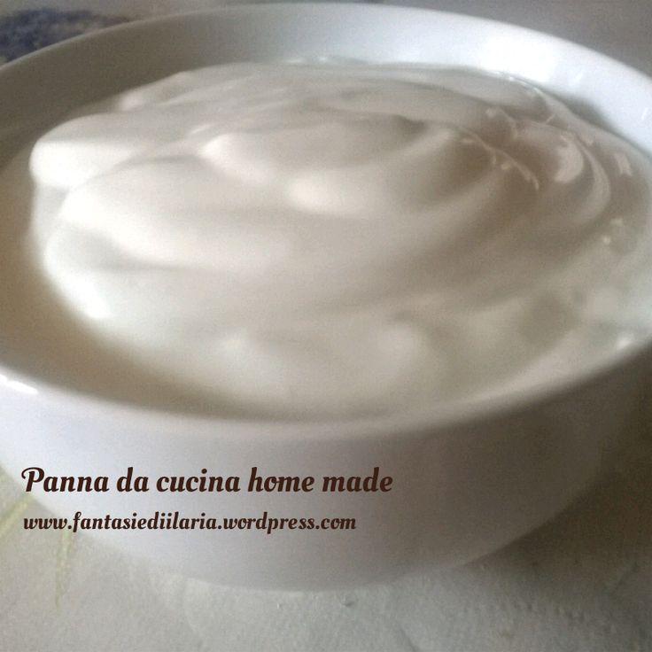 PANNA DA CUCINA
