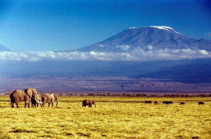 Monte Kilimanjaro Tanzania