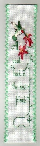 X-Stitch - Bookmark