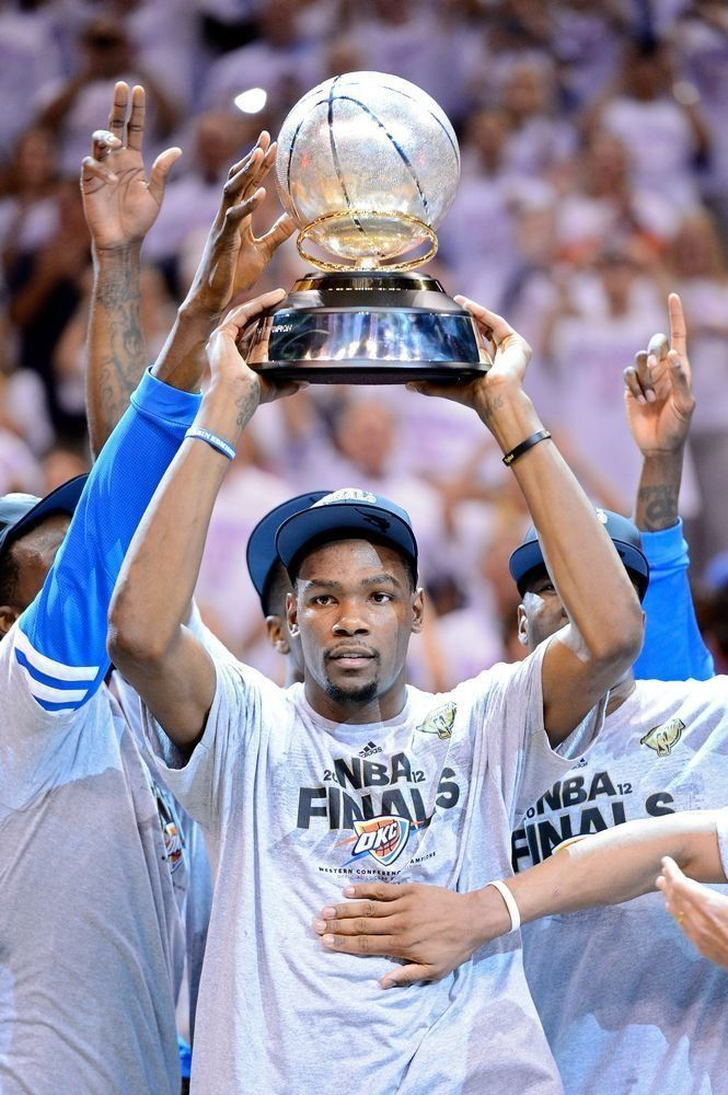 Oklahoma City Thunder ! Western Conference champion!!!!