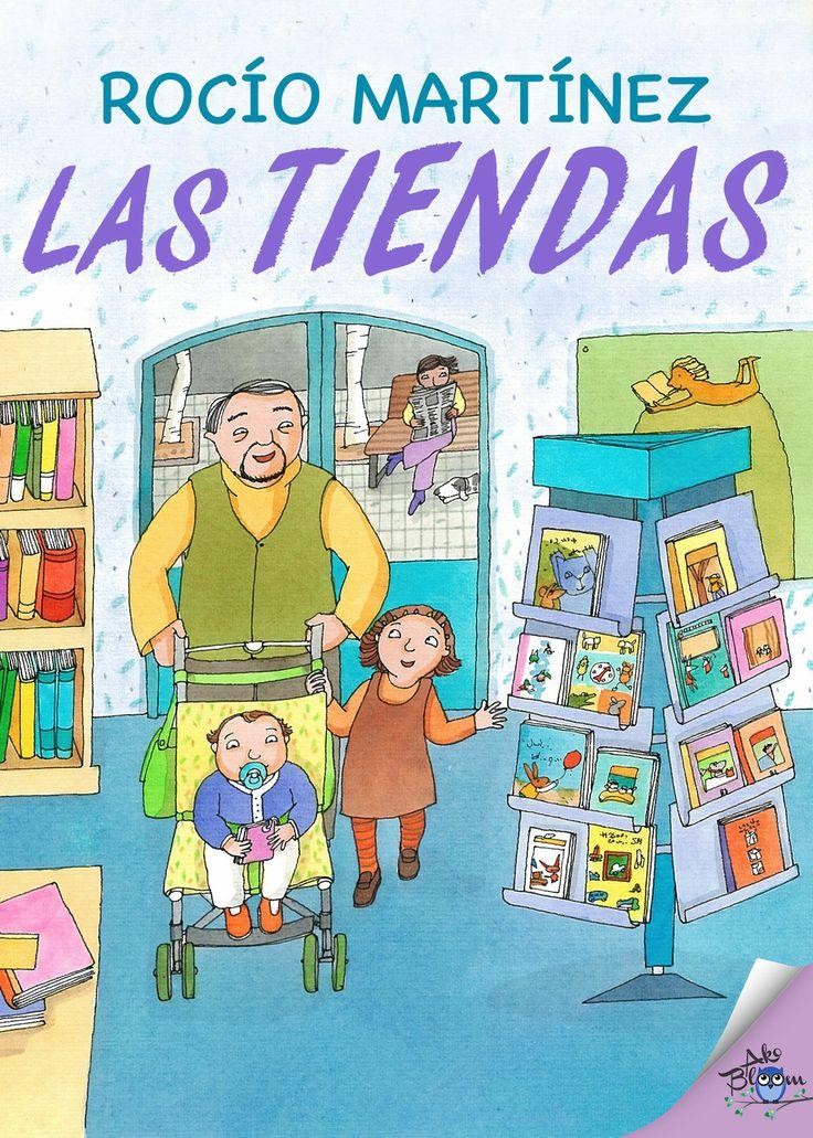 Las tiendas / Rocío Martínez.