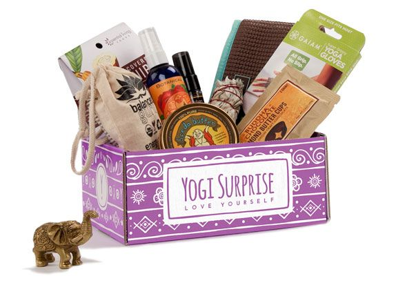 Yoga Lifestyle Box