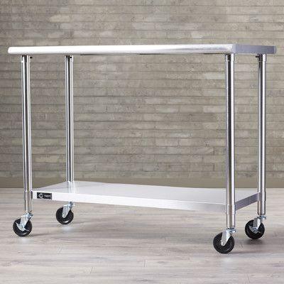 Trent Austin Design Benham Prep Table