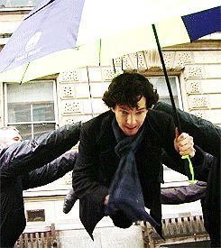 gif 1k ~ sherlock TV behind the scenes bts Benedict Cumberbatch m: sherlock