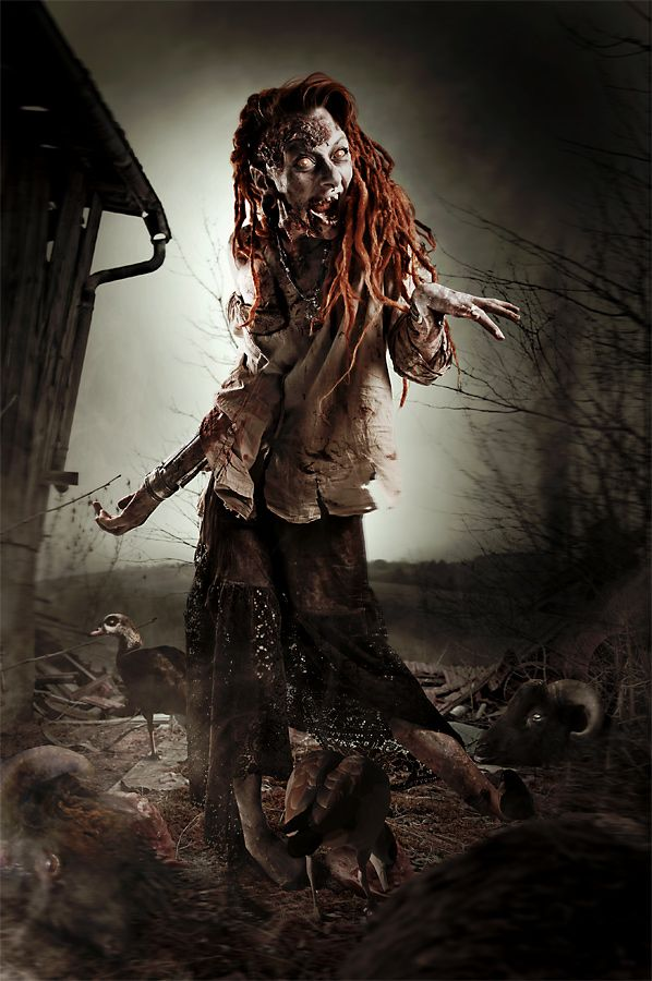 ✯ Undeady ..by ~Heile✯