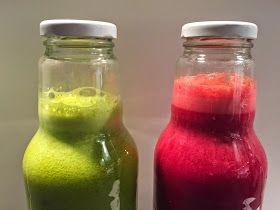 LCHF - Den omvendte verden: Det har jeg lært om at juice..