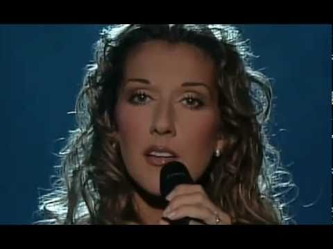 Celine     Dion     --   The   Power   Of   Love   [[  Official    Video   Live  ]]