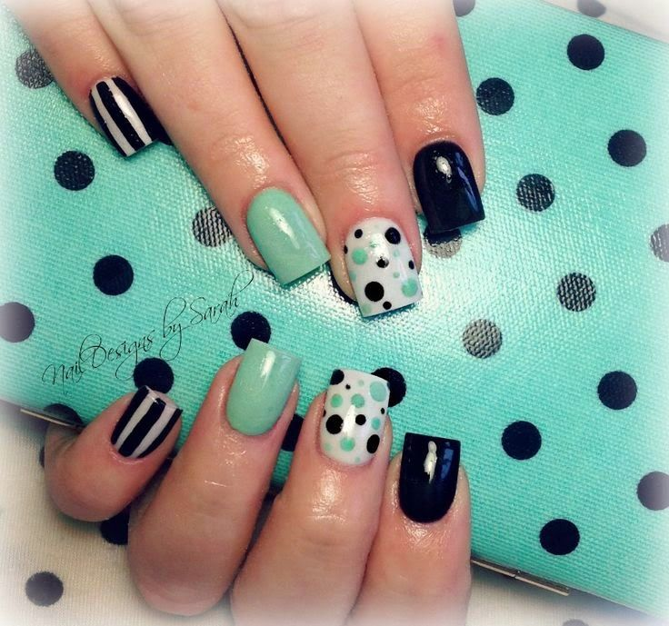 The Pinterest Closet: NAIL ART: A NEW WAY TO DECORATE YOUR NAILS