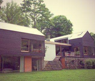 Дизайн загородного дома. От старинных стилей до современности