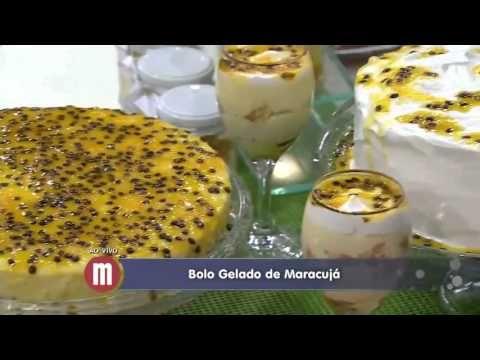 Mulheres - Bolo Gelado de Maracujá (03/11/15) - YouTube