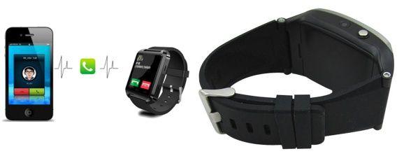 Slevisko.cz | Chytré hodinky Smart Watch s možností telefonování