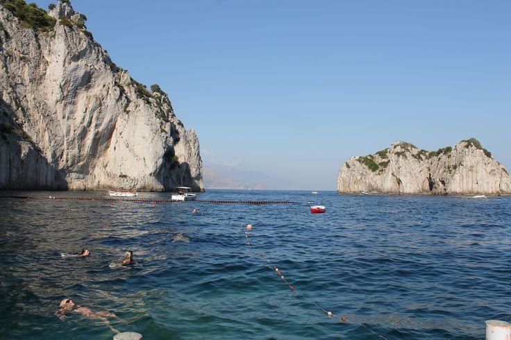Faraglioni-Capri-Italy