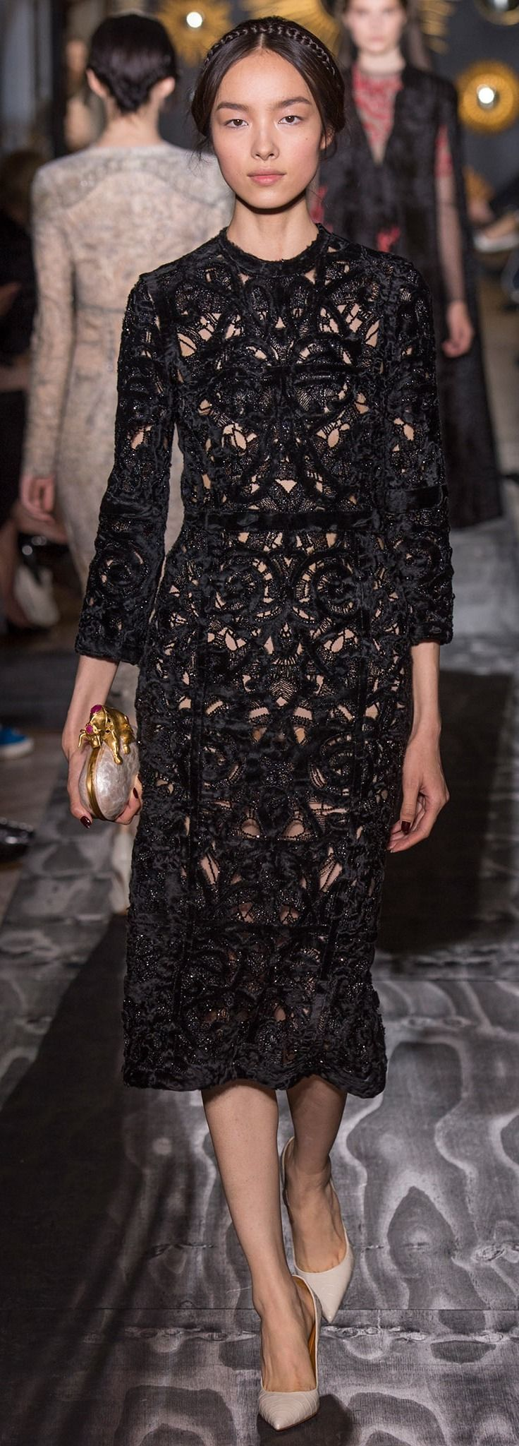 Fall 2013 Couture Valentino