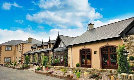 Get UK Deal: Co. Donegal: Up to 3 Nights with Breakfast for just: £59.00 Co. Donegal: 1 to 3 Nights for Two with Breakfast, Prosecco and Late Check-Out at Mulroy Woods Hotel  >> BUY & SAVE Now!