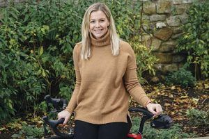 Becky James: Finding the right balance between life and cycling