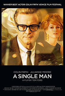 A single man - elegant, moving, sensuous - visually stunning movie by Tom Ford