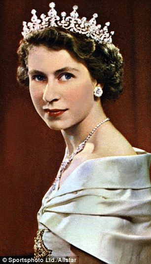 254 Best Images About Our Queen Elizabeth Gowns And