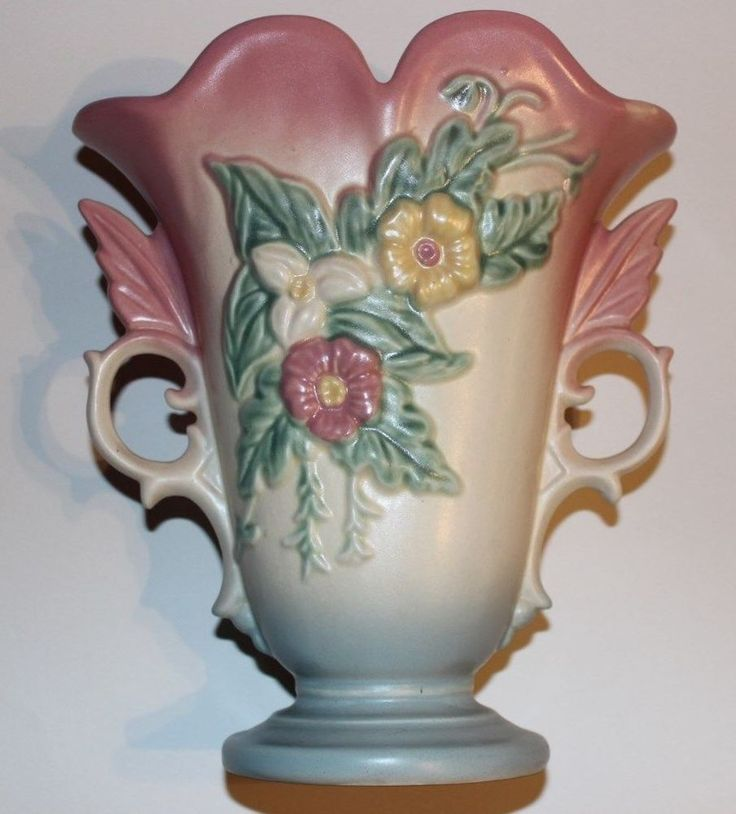 49 Best H Hull Pottery China Images On Pinterest Hull Pottery Antique Pottery And Mccoy Pottery