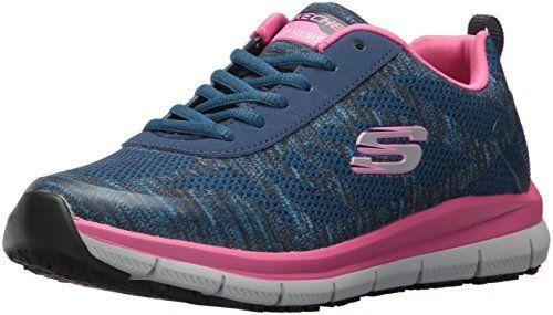 Skechers for Work Women's Comfort Flex HC Pro SR Health Care and Food Service Shoe - Big Sale Online Shopping USA