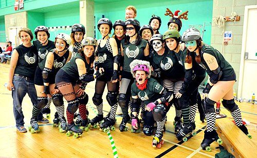 manchester roller derby - Google Search