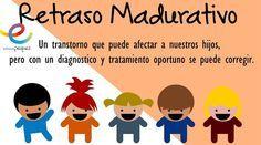 Infografía Educativa:  Retraso madurativo